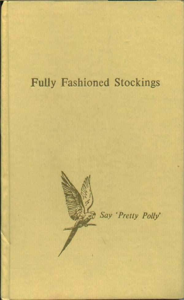Pretty Polly Fully fashioned booklet cover